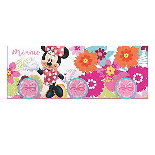 Stor Disney | Perchero Minnie Bloom