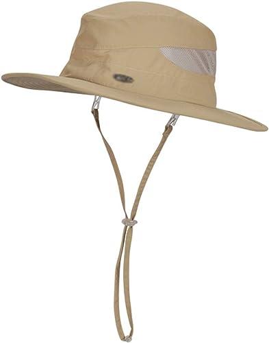 WYQFWM Couple de modèles, Chapeau de pêcheur, Chapeau à séchage Rapide, visière Anti-moustiques Coupe-Vent, Chapeau de Sport d'été, Chapeau de Moustique