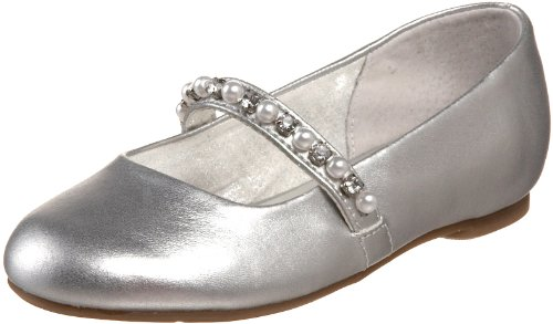 Top 10 best selling list for silver flat shoes amazon