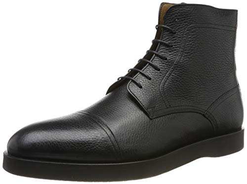 BOSS ORACLE Combat Boots, Schwarz
