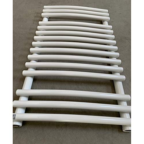 Santorini C RADSON SAC0704 - Secador de toallas (300 W, 700 x 400 mm), color blanco