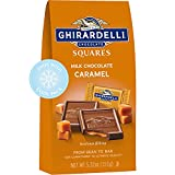 Ghirardelli Milk & Caramel Filled Squares Bag, 5.32 Ounce (Pack of 6) from Ghirardelli Professional (Grocery)