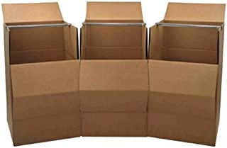 Cheap Cheap Moving Boxes Wardrobe Moving Boxes, 3-Pack (242440Ward3)