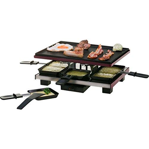 Raclette-Gerät «Deluxe Salzstein»