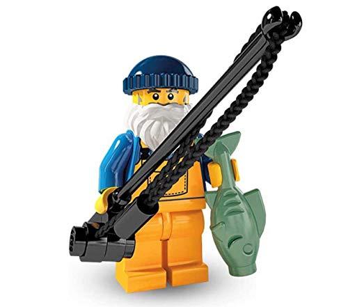 LEGO Minifigure Collection Series 3 LOOSE Mini Figure Fisherman