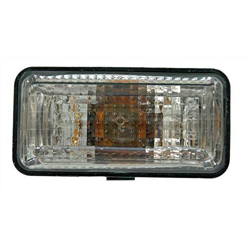 Goodpart knipperlicht past aan beide zijden, zijdelingse inbouw rook grijs SEAT Ibiza II, VW Golf III 10/91-07/95 knipperlicht