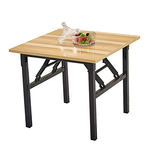 zwhw Camping Table/multifunctional Dining Table/picnic Table/study Table/portable Folding Table, Home, Garden, Beach, Barbecue 60cmx60cmx35cm