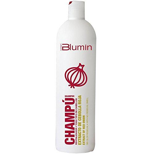 Blumin Champú con Extracto de Cebolla Roja, Aceite de Argá