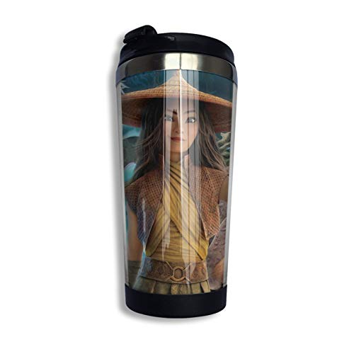 The Last Dragon Durable Insulated Mug Travel Coffee Flask Vacuum Insululate Water Bottle, Stainless Steel Thermoses Water Cup