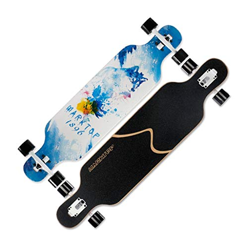 Buy Bargain Skateboards Caster Scooters Four-Wheeled Scooter Professional Double Rocker Dance Board ...