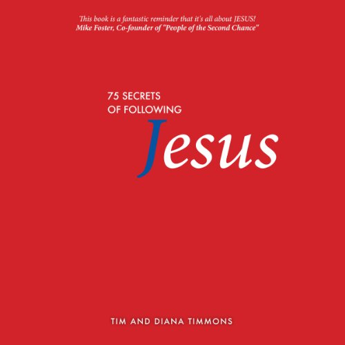75 Secrets of Following Jesus audiobook cover art