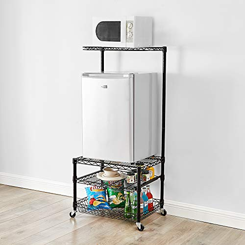 Suprima Portable Mini Fridge Organizer by DormCo
