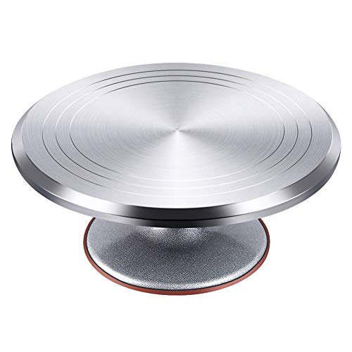12 Inch Rotating Cake Turntable
