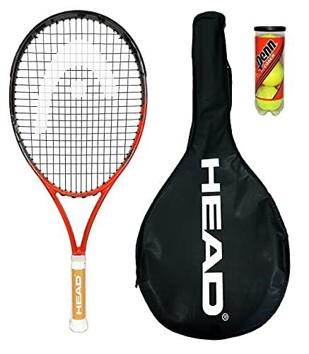 HEAD Radical - Juego de raqueta de tenis para adultos (27...