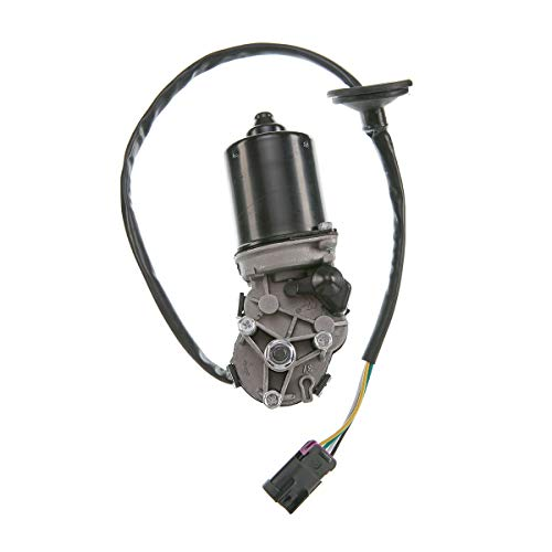 A-Premium Windshield Wiper Motor Front Replacement for Chevrolet Colorado GMC Canyon 2004-2012 Isuzu i-280 i-350 2006 i-290 i-370 2007 2008 Pickup