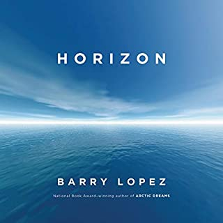 Horizon audiobook cover art