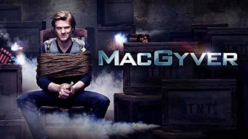 MacGyver Season 4 107cm x 60cm 43inch x 24inch TV Show Waterproof Poster *Anti-Fading* 2WP/362039605