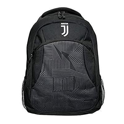 Icon Sports Fan Shop Officially Licensed Premium Backpack UEFA Champions League Soccer Juventus, Team Color, OSFM