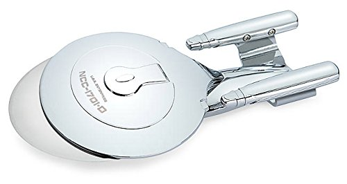 Star Trek U.S.S. Enterprise D Pizza Cutter (Multi-Colored, 1)