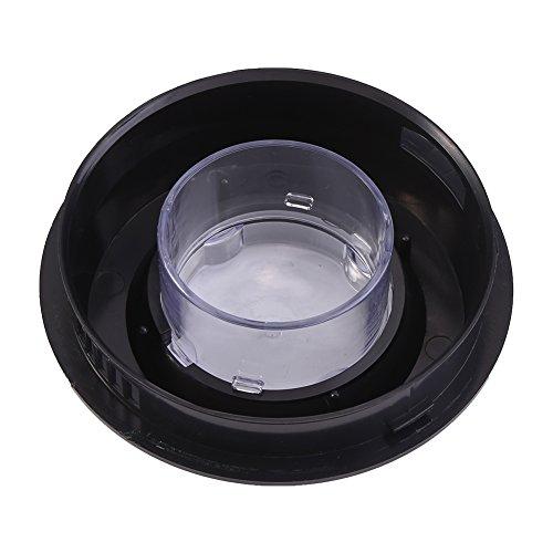 Zhat Elegante Jarra licuadora exprimidora, licuadora licuadora de 1000 ml, Taza de Leche, Taza de Leche de plástico para agitar para Jugo de Frutas