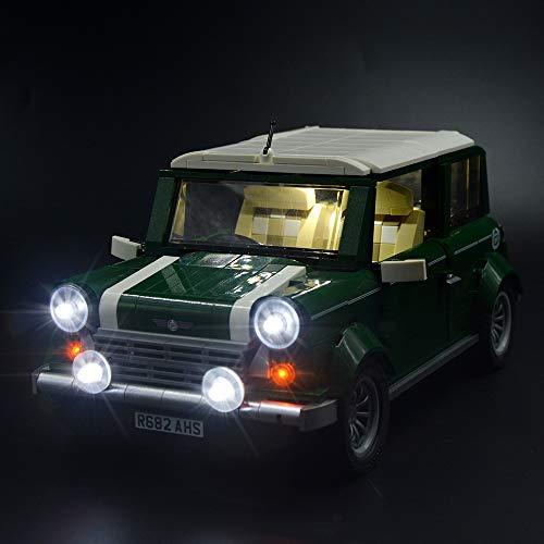 LIGHTAILING Licht-Set Für (Creator Mini Cooper) Modell - LED Licht-Set Kompatibel Mit Lego 10242(Modell Nicht Enthalten)