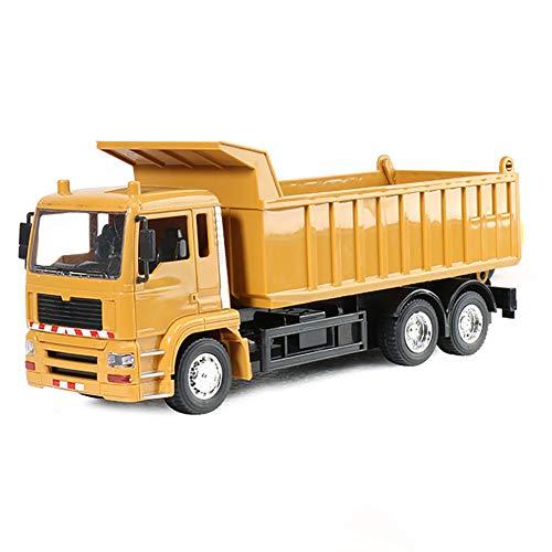 Afstandsbediening Techniek Voertuig Afstandsbediening Super Krachtige Dumptruck Model Kinderen Speelgoed Jongen Cadeau Laden Vrachtwagen