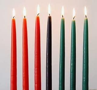 Kwanzaa Candle Set 7 pcs