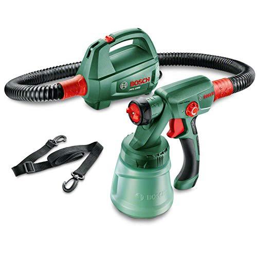 Bosch Home and Garden 0.603.207.000 Sistema de pulverización de pintura, 410 W, 240 V, Verde