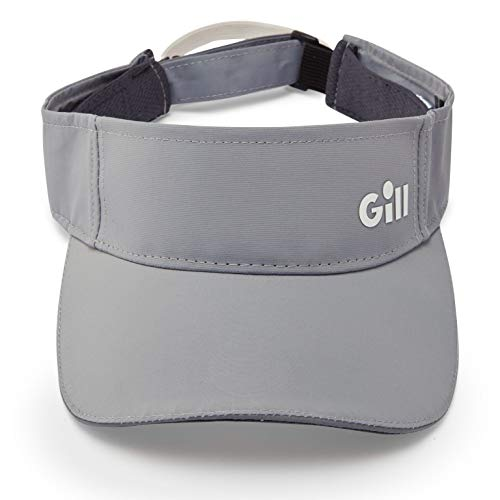 Gill Regatta Visor 145 - Medium Grey