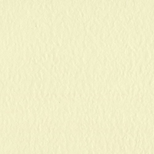 Bazzill Basics Paper T19-10475 Prismatic Cardstock, 25 Sheets, 12 by 12-Inch, Butter Cream