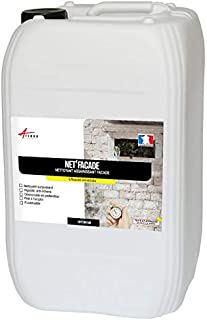 Nettoyant facade produit professionnel rapide crépi enduit - Transparent - 20 L - ARCANE INDUSTRIES