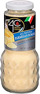 4C Parmesan/Romano Grated Cheese 6 oz. (Pack of 3)