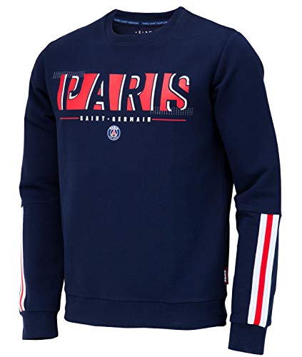 PARIS SAINT GERMAIN PSG Sweat Shirt - Officiële collectie Mannen Size