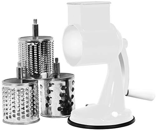 EURO WINDKAT GmbH Reibemaschine mit Saugfuss und 3 Zusatztrommeln - EuroKitchen