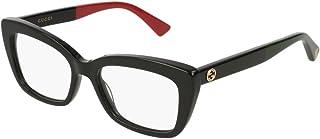 Gucci GG0165O - anteojos de sol para mujer (51 mm