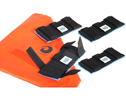 valonic Kantenschoner für Spanngurt | Neopren Pad | 4 Stück Kantenschutz Set | für Gurtbreiten bis 60mm | inkl. Aufbewahrungsbeutel
