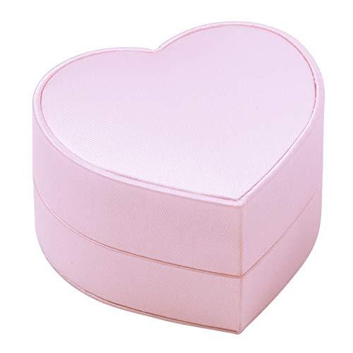 [ザ・キッス] THE KISS BOX-REGULAR-A ピンクハート ジュエリーボックス
