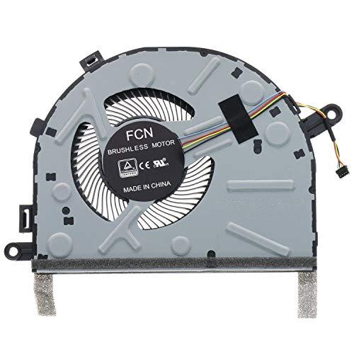 Ventoinha de resfriamento de CPU para Lenovo Ideapad 330s-15ARR 330S-15IKB 330S-15AST 5F10R07535