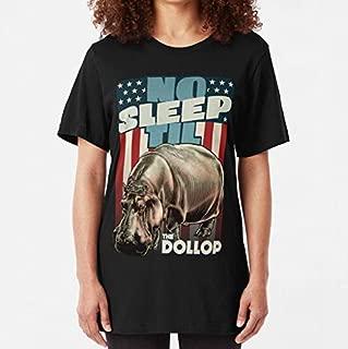 the dollop no sleep til hippo
