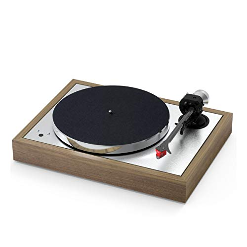Pro-Ject The Classic Evo with Quintet Red Cartridge (Walnut)