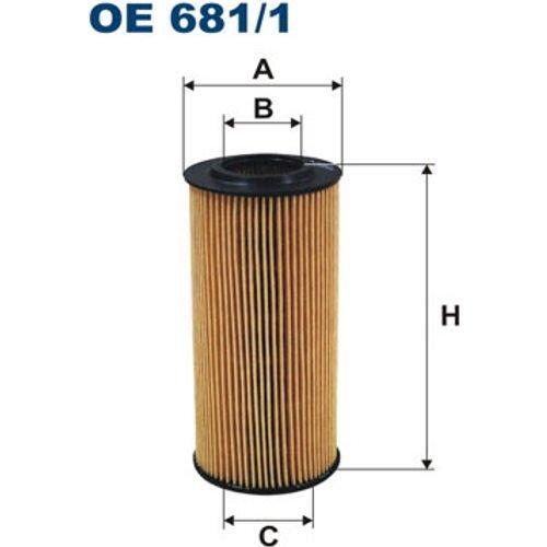 Preisvergleich Produktbild FIL Oil filter