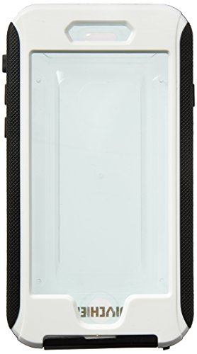 Uniachieve uniproi7whi para iPhone 7Caso, (Pro) Serie Heavy Duty Parte Trasera Transparente Funda Impermeable, a Prueba de Golpes, a Prueba de Polvo, Snow-Proof Full Cover Case, Blanco