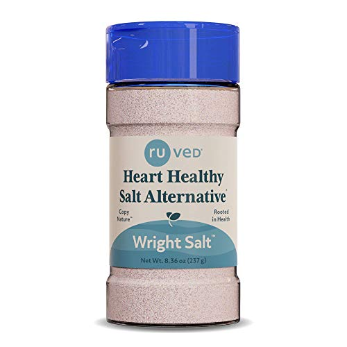 R-U-VED Wright Salt, a Healthy and Tasty Alternative to Regular Table...