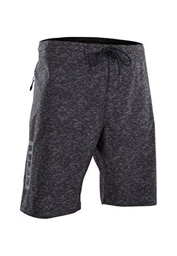 ION Pantaloncini da surf con logo da 20', colore: nero Nero S/M