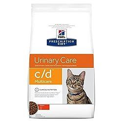 Hill's Prescription Diet Feline C/d Multicare Chicken 1.5kg Foods - cat - sqp Certified