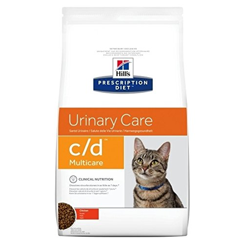Hills Prescription Diet C/D Feline Cat Food Chicken 1.5kg