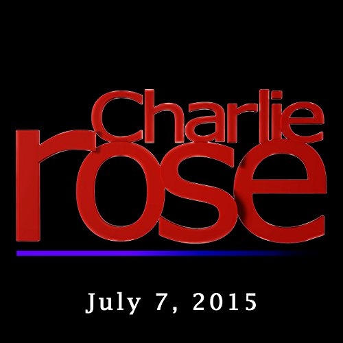 Charlie Rose: David Sanger and Mohammad Javad Zarif, July 7, 2015 audiobook cover art
