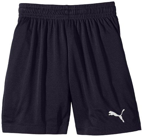 Puma Jungen Fußballshorts Velize, new navy, 128, 701895 06