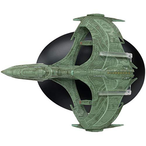 Romulan Light Warbird Battlecruiser Model