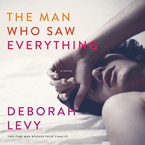 The Man Who Saw Everything audiobook cover art